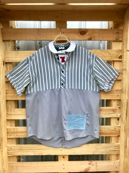 $30 Size: XXL Garment Code S 3 Crisp Cotton Shirt