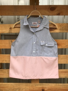 $25 Size:M Garment Code T9 Crisp Cotton Tank BUY ME!