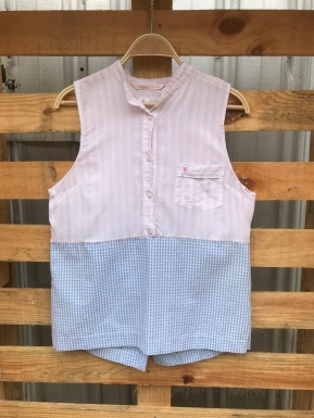 $25 Size:M Garment Code T14 Crisp Cotton Tank BUY ME!